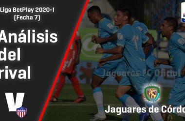 Junior de Barranquilla, análisis del rival: Jaguares de Córdoba