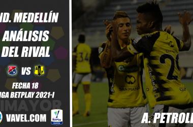 Independiente Medellín, análisis del rival: Alianza Petrolera (Fecha 18, Liga 2021-I)