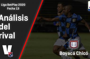 Independiente Medellín, análisis del rival: Boyacá Chicó (Fecha 13, Liga 2020)