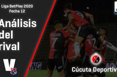Independiente Medellín, análisis del rival: Cúcuta Deportivo (Fecha 12, Liga 2020)