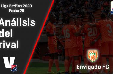 Independiente Medellín, análisis del rival: Envigado FC (Fecha 20, Liga 2020)
