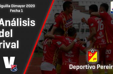 Independiente Medellín, análisis del rival: Deportivo Pereira (Fecha 1, Liguilla Dimayor)