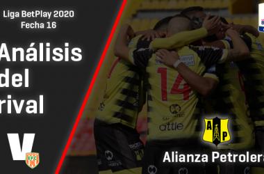 Envigado FC, análisis del rival: Alianza Petrolera (Fecha 16, Liga 2020)