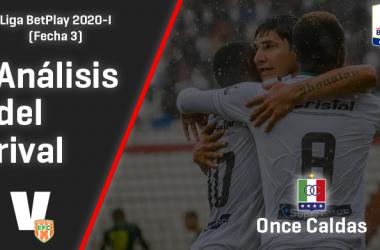 Envigado FC, análisis del rival: Once Caldas