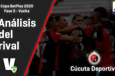 La Equidad, análisis del rival: Cúcuta Deportivo (Fase 3 - vuelta, Copa 2020)
