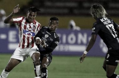 Análisis: Aparatosa derrota de Junior en la Libertadores