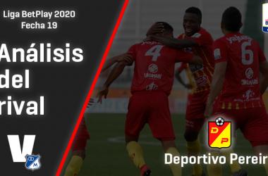 Millonarios, análisis del rival: Deportivo Pereira (Fecha 19, Liga 2020)