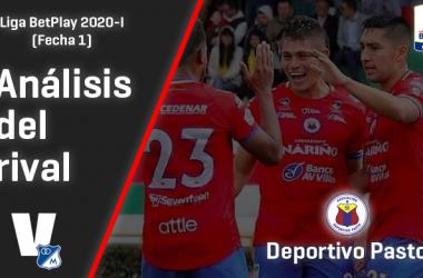 Millonarios, analisis del Rival: Deportivo Pasto