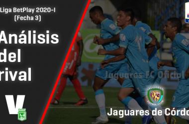 Atlético Nacional, análisis del rival: Jaguares de Córdoba