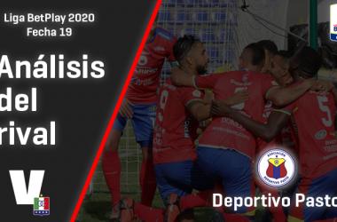 Once Caldas, análisis del rival: Deportivo Pasto (Fecha 19, Liga 2020)