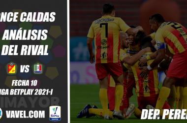 Once Caldas, análisis del rival: Deportivo Pereira (Fecha 10, Liga 2021-I)