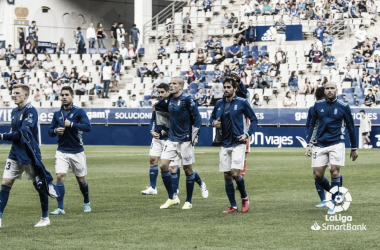 Oviedo y Extremadura son los únicos equipos que aún no han conseguido ganar este curso. Imagen: LaLiga