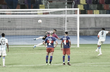 Güemes 1-1 Atlético Rafaela