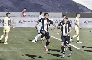 Talleres 4-1 Rosario Central (Foto: TyC Sports)