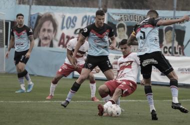 Derrota 1-0 de Adrogué frente a Morón