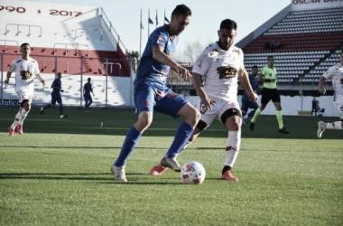 Deportivo Morón 2-0 Barracas Central