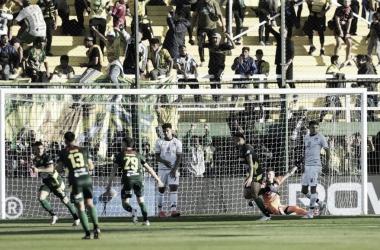 Defensa y Justicia 3-0 Talleres (Foto: TyC Sports)