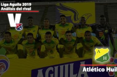 Independiente Medellín, análisis del rival: Atlético Huila