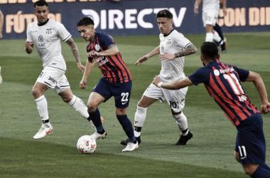 Talleres 2-0 San Lorenzo