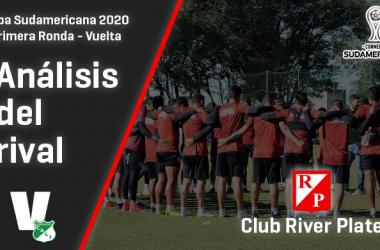 Deportivo Cali, análisis del rival: Club River Plate de Paraguay