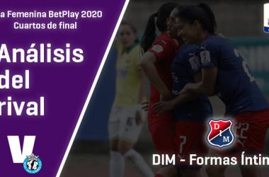 Real San Andrés, análisis del rival: Independiente Medellín (Cuartos de final, Liga Femenina 2020)