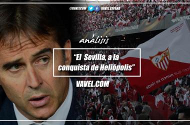 Análisis: el Sevilla, a la conquista del Heliópolis