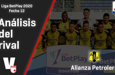 Independiente Santa Fe, análisis del rival: Alianza Petrolera (Fecha 12, Liga 2020)
