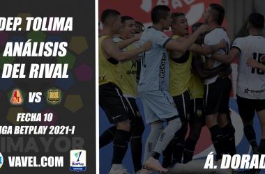 Deportes Tolima, análisis del rival: Águilas Doradas (Fecha 10, Liga 2021-I)