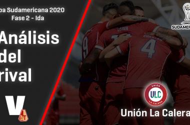 Deportes Tolima, análisis del rival: Unión La Calera (Fase 2 - ida, Sudamericana 2020)