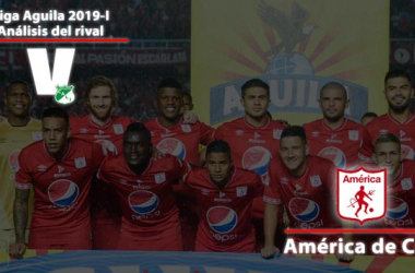 Deportivo Cali, análisis del rival: America de Cali