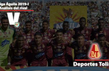 Jaguares de Córdoba, análisis del rival: Deportes Tolima