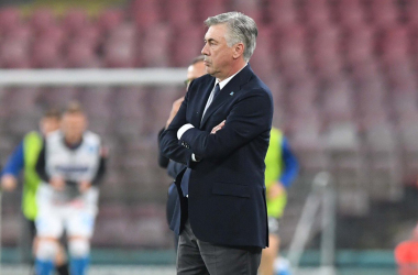 Napoli, la carica di De Laurentiis, Ancelotti e Callejon