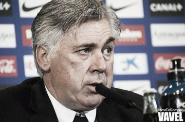 "Ancelotti minimiza derrota para o Milan: ""Estamos muito felizes por terminar um ano fantástico"""