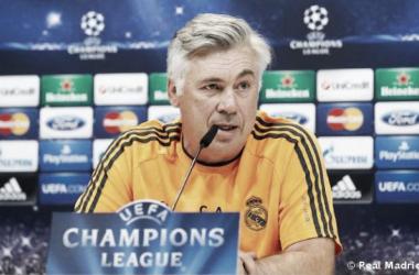 """Ancelotti: """"Soy el responsable del mal juego y lo voy a arreglar"""""""
