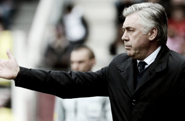 El fichaje de Carlo Ancelotti no termina de concretarse (Foto | Terra).