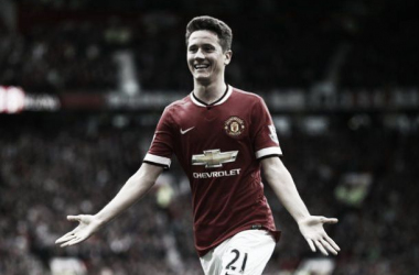 Carrick impressed by Herrera's start at Old Trafford