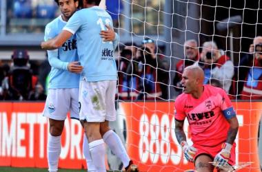 Foto S.s.Lazio Twitter