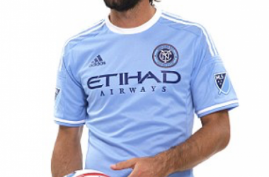 Andrea Pirlo has made over 700 appearances in the Serie A (Photo credit: New York City FC/Press Association)