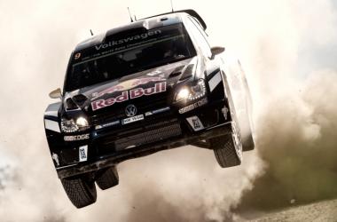 Andreas Mikkelsen gana el Rally de Australia 2016   Foto: Red Bull Oficial