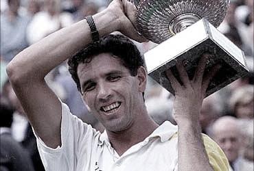 Andrés Gómez hizo historia para Ecuador y Sudamérica hace 30 años