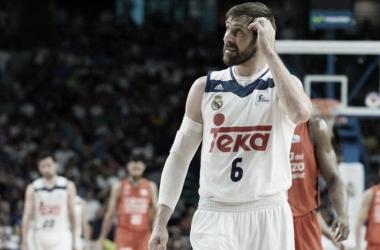 Nocioni rememora su Euroliga con el Real Madrid