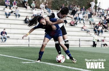 Imagen de archivo del partido de ida la temporada pasada | Foto: Miguel López Mallach - VAVEL
