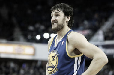 Andrew Bogut ha jugado en Golden State Warriors una temporada. (Foto: Kelley L. Cox | USA TODAY Sports).