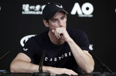 Un emocionado Murray anuncia su retirada del tenis este año