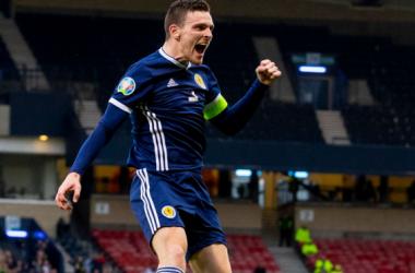 Scotland 2-1 Cyprus: Burke saves the day at Hampden