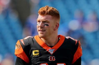 Cincinnati Bengals release veteran quarterback Andy Dalton
