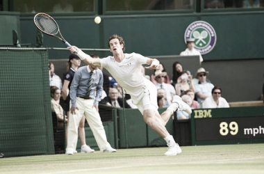 Murray is through to the last 16 for the 22nd straight Grand Slam | photo: BBC Sport