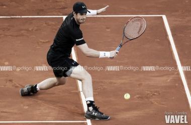 Andy Murray en 2016. Foto: Rodrigo Jiménez Torrellas