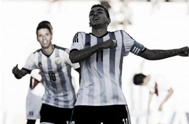 Ángel Correa es la figura del Sudamericano sub 20 | Foto: Archivo