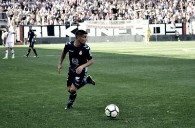"""Ángel Bastos: """"Al menos, hay que puntuar, y si es posible, ganar"""""""